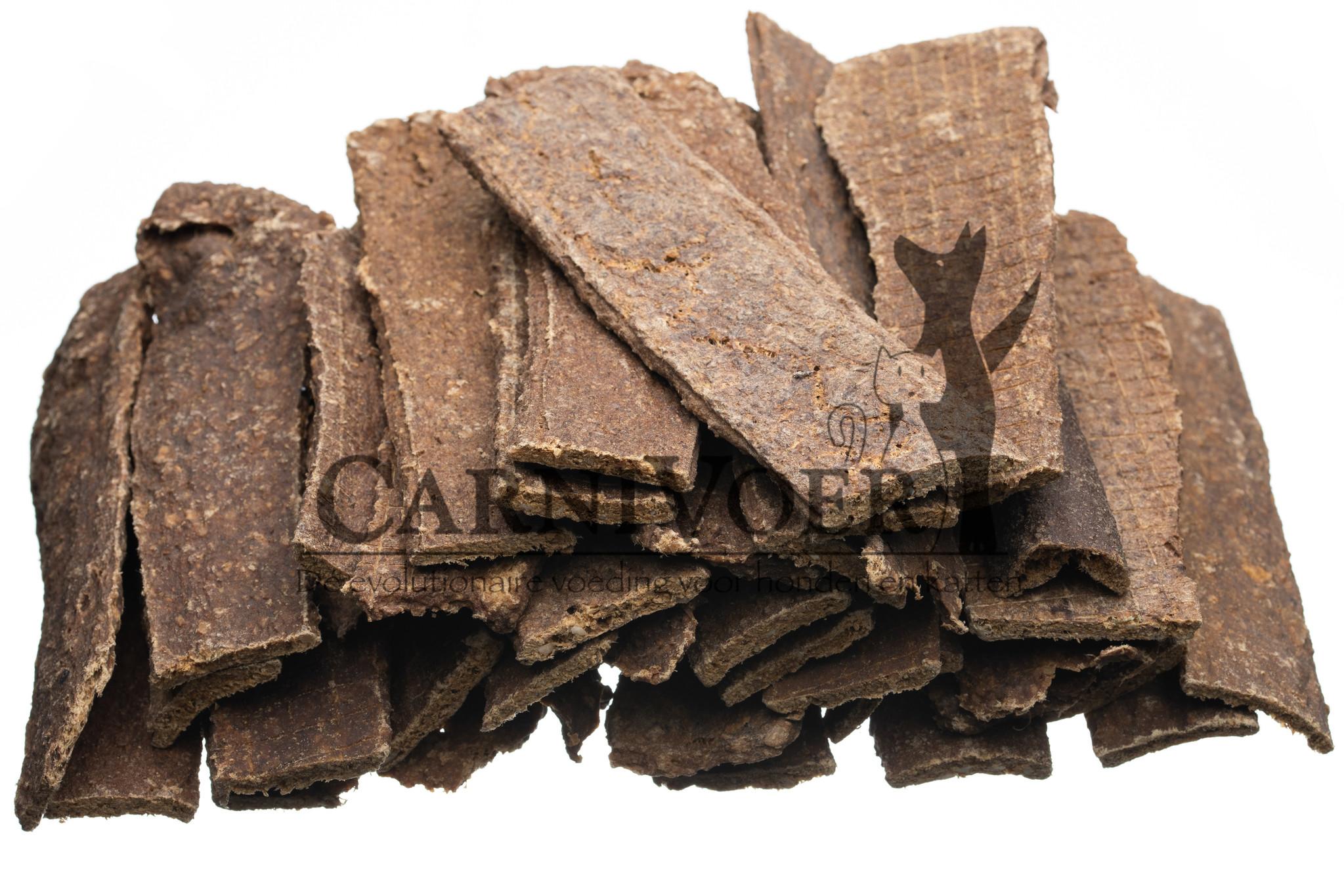 Konijnen vleesstrips 1000 gram
