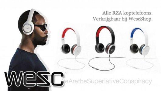 RZA Headphones