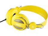 WeSC Oboe koptelefoon Vibrant Yellow