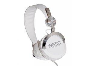 WeSC wesc-bass-white-koptelefoon
