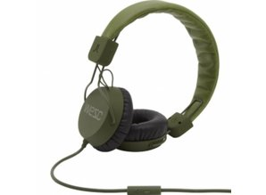 WeSC piston-loden-koptelefoon