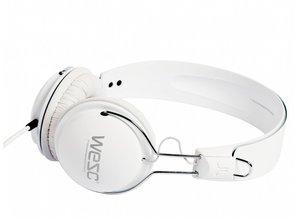 WeSC wesc-tambourine-white-koptelefoon