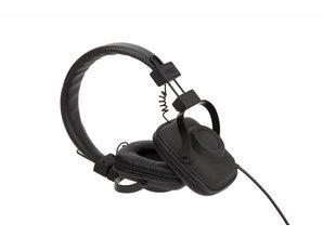 WeSC maraca Solid seasonal black koptelefoon