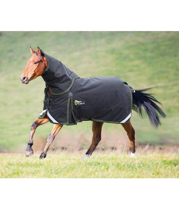 Shires StormCheeta 300 set deken met los halsstuk