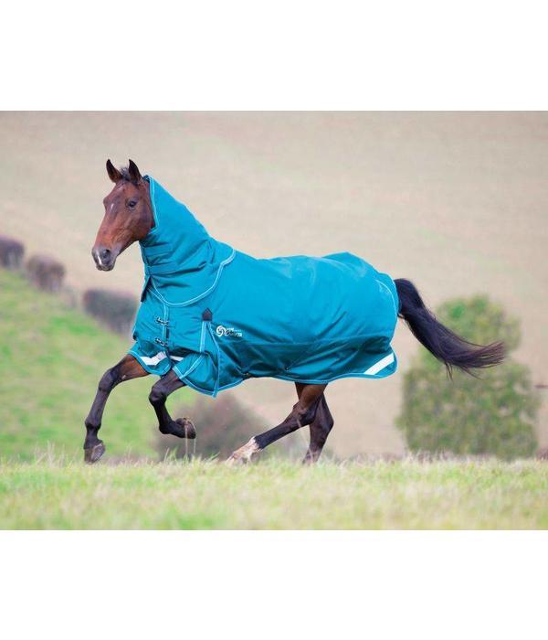 Shires StormCheeta 200 set deken met los halsstuk