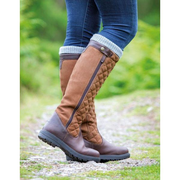 Moretta Lena Long Boots
