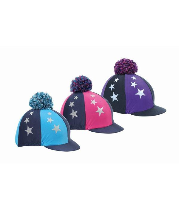 Shires Pom Pom Caphoes met Stars