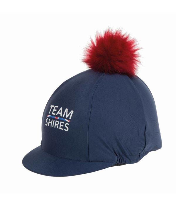 Shires Pom Pom Caphoes Effen