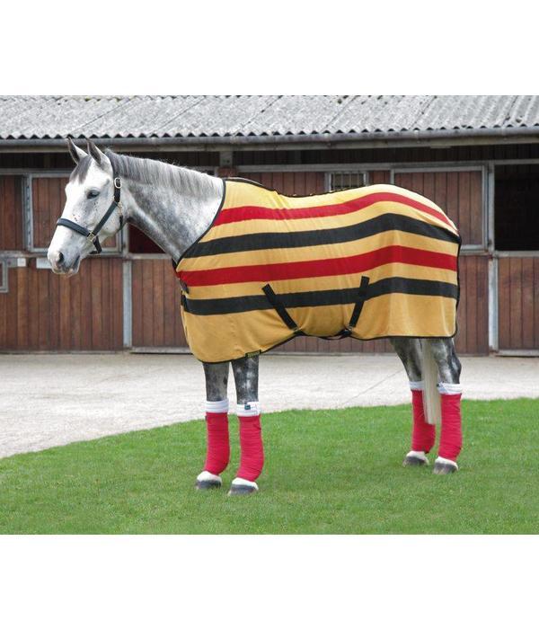 Newmarket Newmarket Fleece Paardendeken Gelukstreffer