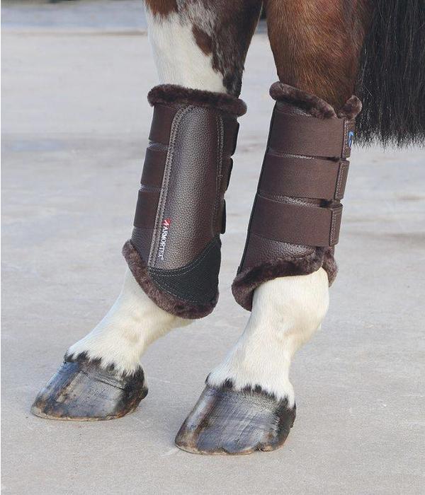 ARMA Arma Brushing Boots Shires  Supafleece gevoerd