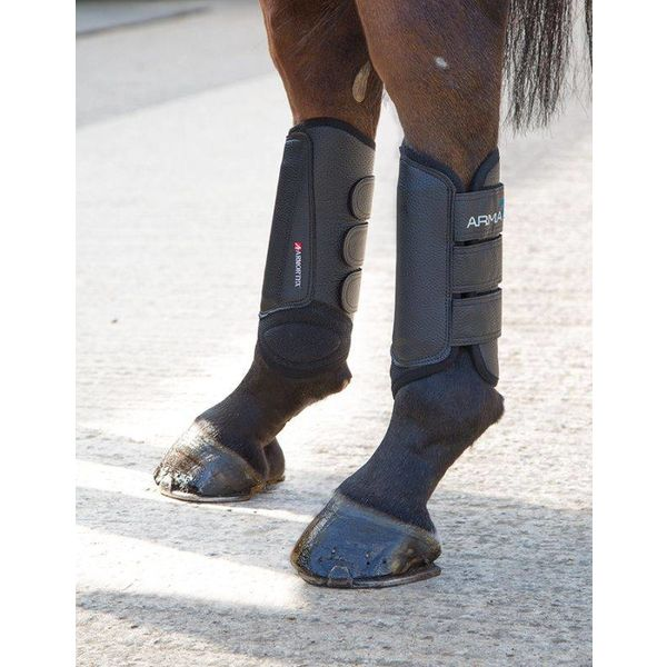 ARMA Cross Country Boots Shires Achterbenen
