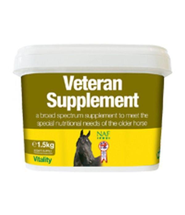 NAF Veteranen supplement NAF