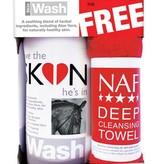 NAF Love the Skin he's in Skin Wash