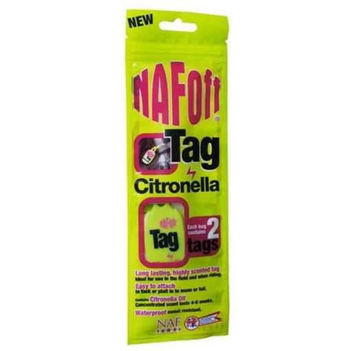 NAF Citronella Tag Naf Off