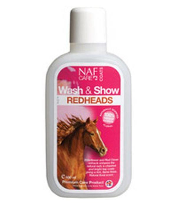 NAF Wash & Show