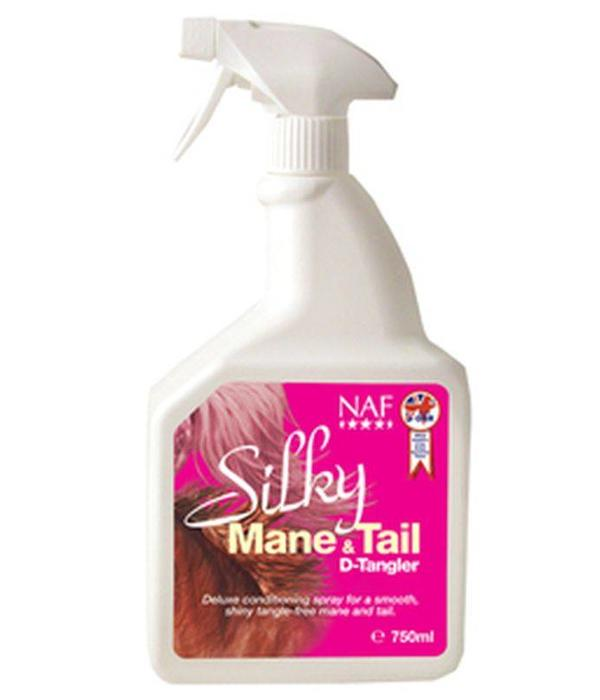 NAF Silky Maine & Tail D-Tangler