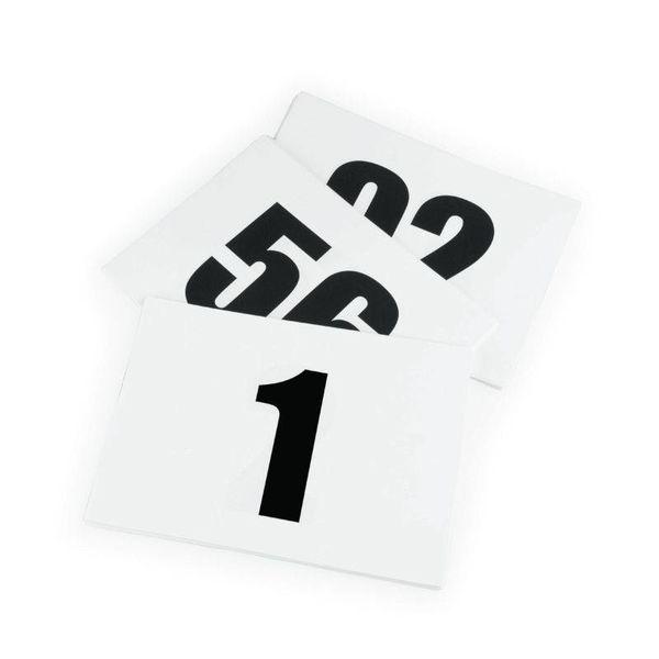 Set nummers voor Nummerhouder