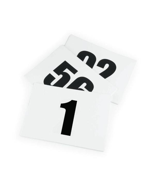 Shires Set nummers voor Nummerhouder