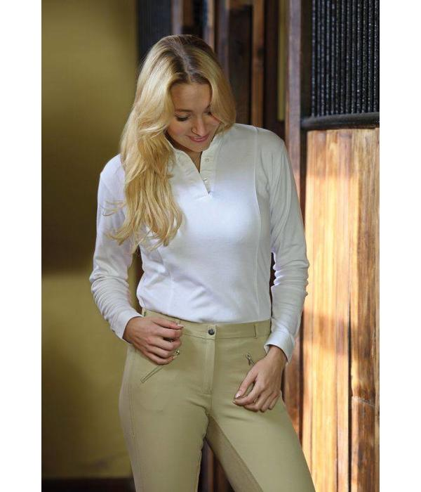 Shires Dames Jacht Shirt