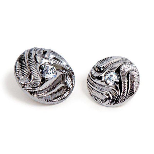 Knopen met Diamantjes