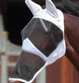 Bridleway Vliegenmasker met oren en neusflap