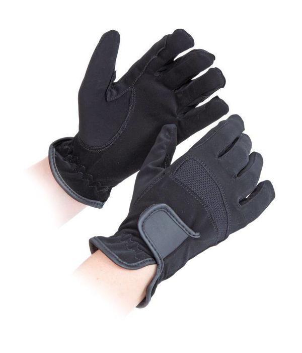 Shires Bicton Lichtgewicht Competitie Handschoenen Kindermaten