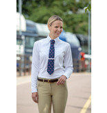 Aubrion Dames Aubrion Tie Shirt met Lange Mouwen