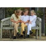 Shires Kinder Rijshirt met Korte Mouwen