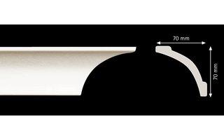 Homestar A10 (70 x 70 mm), Länge 2 m