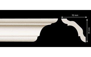 Homestar C100 (70 x 70 mm), Länge 2 m