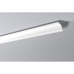 NMC Stuckleisten Profilleiste Nomastyl Plus GO (80 x 80 mm), Länge 2 m