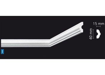 NMC Nomastyl Flachprofile I (40 x 15 mm), Länge 2 m