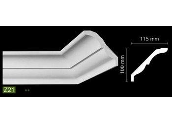 NMC Arstyl Z21 (100 x 115 mm), Länge 2 m