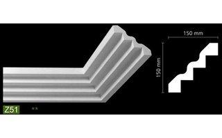 NMC Arstyl Z51 (150 x 150 mm), Länge 2 m