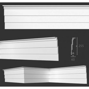 NMC Arstyl AD21 (255 x 60 mm), Länge 2 m