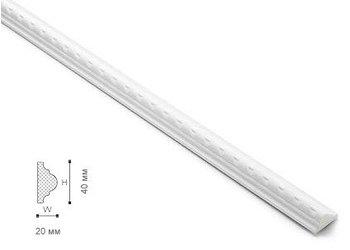 NMC Wallstyl WO2 (40 x 20 mm), Länge 2 m