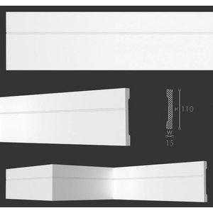 NMC Wallstyl / Floorstyl FD2 (110 x 15 mm), Länge 2 m