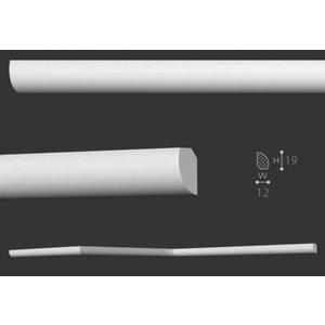 NMC Wallstyl / Floorstyl FL6 (19 x 12 mm), Länge 2 m