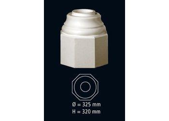 Homestar Säulenfuß HS 22 F (H = 32,0 cm)