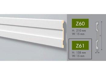 NMC Arstyl Z61 (157,5 x 15 mm), Länge 2 m