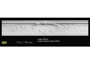 NMC Arstyl Z41 (175 x 170 mm), Länge 2 m
