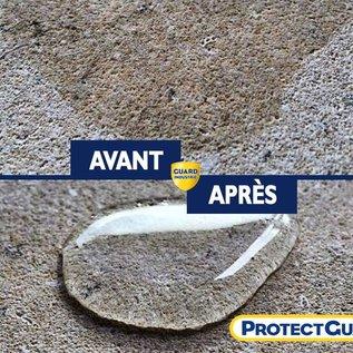 Guard Industry PROTECTGUARD® - Anti-taches hydrofuge et anti-graffiti pour les pierres poreuses