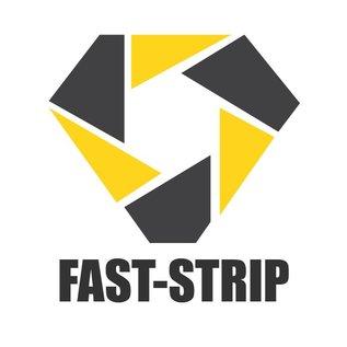 FAST-GRIND FAST-STRIP pour enlever la graisse et la saleté des planchers en béton