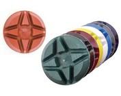 Kunststof gebonden diamant