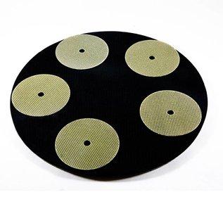 Superabrasive Rubber spacer H&L