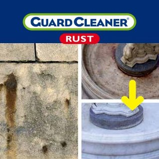 Guard Industry Stripper and cleaner that removes rust stains