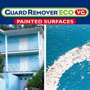 Guard Industry Eco-friendly, non rinse paint remover