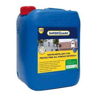 Guard Industry IMPERGUARD - ImperGuard protège les façades et les toits poreux contre l'eau et l'humidité.