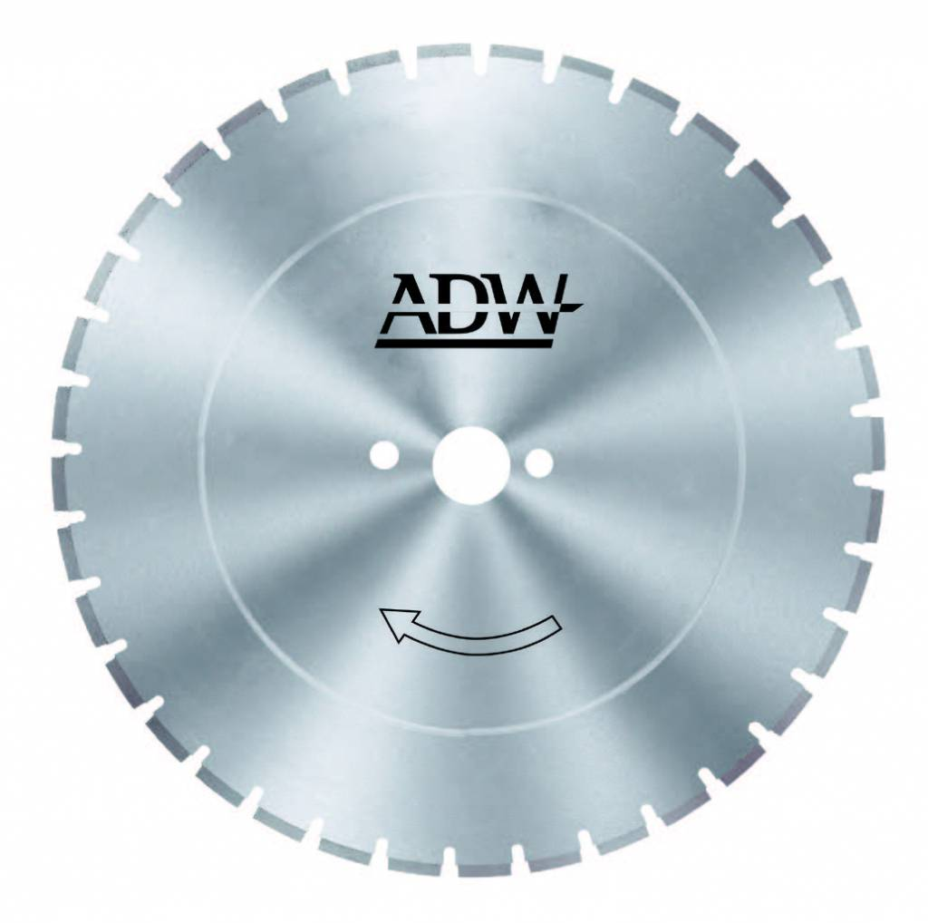 Buy ADW FS-6 DOCTO online | Reinforced diamond blades for very hard  aggregates | IN2-CONCRETE WEB SHOP