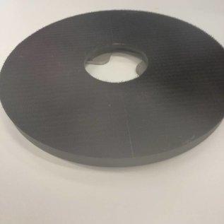 Superabrasive Skumhållarplatta för HTC-betongslipmaskiner